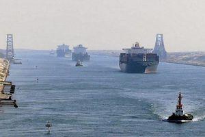 Kênh đào Suez - Cửa ngõ chính cho thương mại toàn cầu