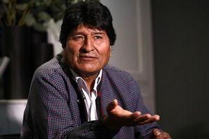 Cựu Tổng thống Morales muốn LHQ làm hòa giải tình hình Bolivia