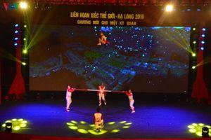 Rực rỡ sắc màu văn hóa đêm khai mạc Liên hoan xiếc quốc tế Hạ Long