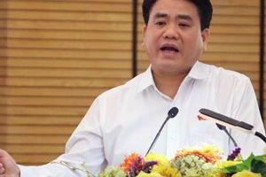 Chủ tịch Hà Nội 'trần tình' về nghi vấn lợi ích nhóm trong dự án nước sạch
