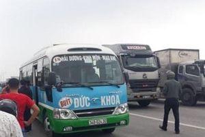 Hải Dương: Phát hiện tài xế xe buýt tử vong trên ghế lái