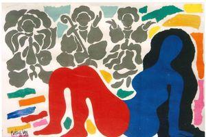 Phạm Viết Hồng Lam: 'Họa sĩ nhà quê' và những tác phẩm nude ấn tượng