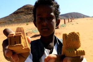 Khám phá những kim tự tháp độc đáo chỉ có ở Sudan