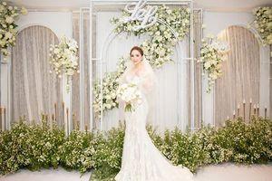 Ngắm nhìn lại đám cưới của nữ ca sĩ Bảo Thy cùng chồng