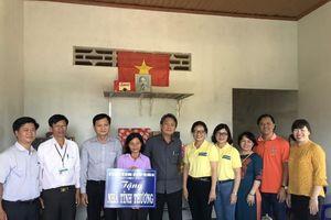 Sở Tư pháp TP.HCM tặng nhà tình thương tại Đồng Nai