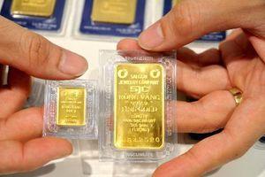 'Lướt sóng' vàng lỗ cả triệu đồng từ đầu tháng 11