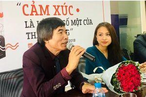MC Vân Hugo: 'Tôi là fan của TS Lê Thẩm Dương'