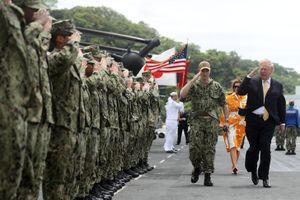 Foreign Policy: TT Trump đòi Nhật Bản 8 tỷ USD để giữ lính Mỹ ở lại