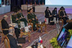Biển Đông phủ bóng hội nghị quốc phòng ASEAN