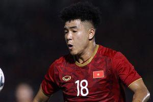 Đức Chinh ghi bàn, U22 Việt Nam hòa Myanmar 2-2