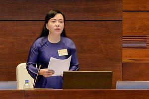 Tuần làm việc thứ 5 của Quốc hội: Bỏ phiếu kín miễn nhiệm Bộ trưởng Bộ Y tế