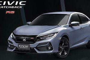 Honda Civic hatchback RS mới từ 942 triệu đồng tại Thái Lan