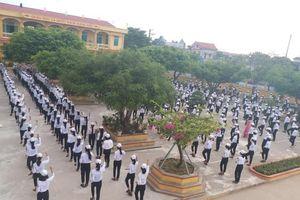 Trường THCS Giao Phong - Giao Thủy: Nửa thế kỷ vững vàng tiến bước