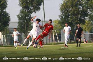U22 Việt Nam hòa Myanmar với tỷ số 2-2