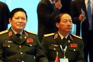 Đại tướng Ngô Xuân Lịch đề cập vấn đề Biển Đông tại Hội nghị Bộ trưởng quốc phòng ASEAN