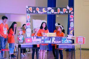 Sự kiện STEM toàn cầu: Học sinh hành động vì vấn đề lương thực, khí hậu