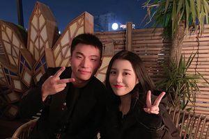 Daesung (Big Bang) có dịp hội ngộ và chụp ảnh chung cùng Han Sara