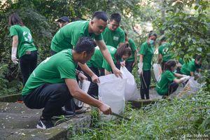 Hệ thống tài chính HD 86 lan tỏa chiến dịch 'Chung tay bảo vệ môi trường'