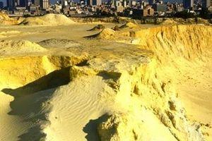 Góc khuất tại mỏ vàng dài 150km dưới lòng đất