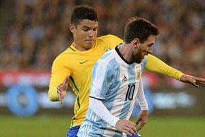 Thiago Silva tố Messi gian xảo, cố điều khiển trọng tài