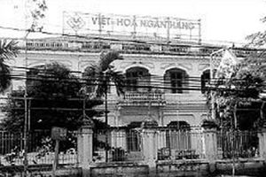 Từ Việt Hoa đến ngân hàng 'sạch'