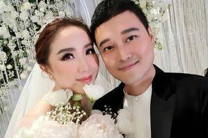 Quang Vinh trong đám cưới Bảo Thy: 'Ngôi nhà hoa hồng' đã đổi chủ?