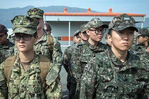 Hoa Kỳ: Hàn Quốc đủ giàu để trả thêm tiền cho binh sĩ Mỹ