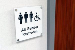 Nhân văn nhà vệ sinh công cộng không giới tính