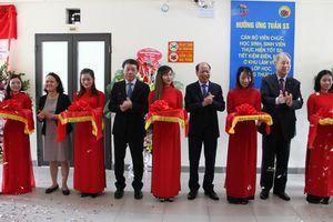 Hợp tác 3 bên khai trương Trung tâm tiếng Hàn tại Hà Nội