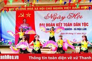 Tưng bừng Ngày hội Đại đoàn kết toàn dân tộc