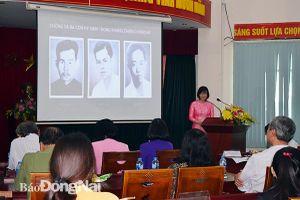 4 thí sinh đoạt giải Nhất Hội thi Tìm hiểu giá trị văn hóa – lịch sử Đồng Nai