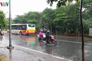 Thời tiết hôm nay: Gió mùa Đông Bắc tràn về, gây mưa tại Bắc Bộ