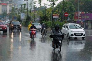 Bắc Bộ và Trung Bộ mưa to, nhiệt độ giảm mạnh trời rét
