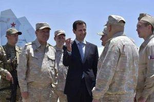 Tổng thống Syria trải lòng về Nga, Mỹ