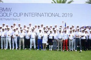 Ba Golfer Việt Nam sẽ dự giải Golf Quốc tế BMW