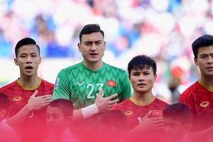 Ông Park Hang-seo chốt danh sách trận 'tái đấu' Thái Lan