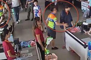 Vụ Thượng úy công an ném xúc xích, tát nhân viên bán hàng: Công an Thái Nguyên nói về việc kỷ luật
