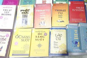 Tái bản bộ sách của học giả Thu Giang Nguyễn Duy Cần