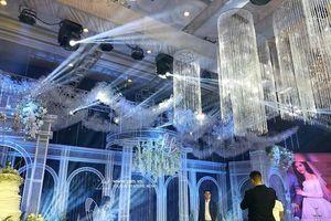 Thực đơn tiệc cưới toàn 'sơn hào hải vị' của Bảo Thy và chồng đại gia