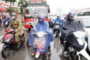 Thời tiết 18/11: Bắc Bộ và Thanh Hóa có mưa rào và dông, đêm trời trở rét