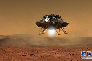 Trung Quốc thành công trong việc thử nhiệm tàu thám hiểm sao Hỏa