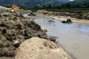 Gia Lai xử phạt 72 trường hợp khai thác khoáng sản trái phép