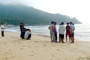 Hai học sinh tử vong, một em mất tích khi đi tắm biển