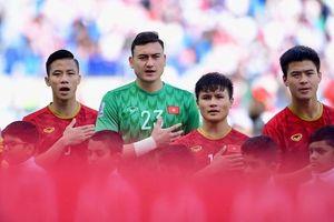 HLV Park Hang Seo loại 2 cầu thủ, chốt danh sách tuyển Việt Nam đấu Thái Lan