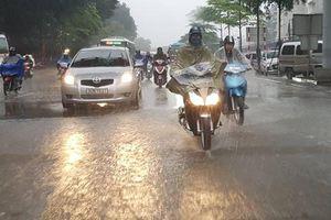 Gió mùa đông bắc gây mưa lớn nhiều ngày ở miền Trung
