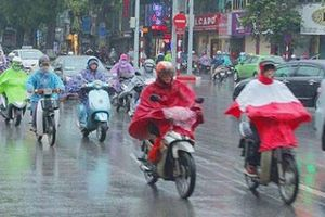 Bắc Bộ chuyển mưa dông