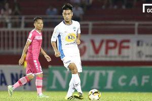 Nguyễn Văn Hạnh - cầu thủ Nghệ An duy nhất 'lọt' danh sách U22 VN dự SEA Games 30
