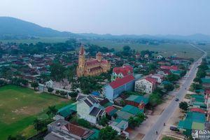 Công bố xã Công Thành (Yên Thành) đạt chuẩn NTM năm 2019