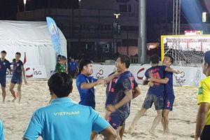 Việt Nam mất ngôi vô địch về tay Thái Lan