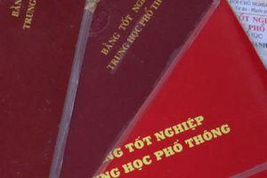 Tước danh hiệu Công an nhân dân đối với Thượng tá dùng bằng giả ở Lai Châu